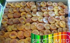 Apricots dried without stones