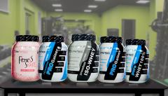 Food products for athletes
