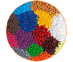 Super concentrates for plastics