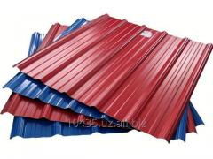 Roofing professional flooring from PVC