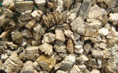 Distended vermiculite is thermal insulation