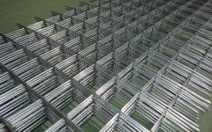 Kaynaklı çelik kafes