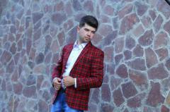 Пиджак Vestel мужской