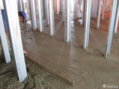 Dry mixes for building