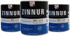 Paint and varnish products of ZINNUR