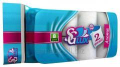 Туалетная бумага SGLux 2-слойная Арома 8 Арт: Т102