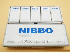 Швейные иглы бренда NIBBO