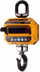Весы крановые CAS Весы CASTON-III 20THD кран.