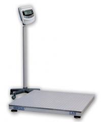 Весы платформенные CAS w/o Indicator 1HFS(1000kg, 1200x1200x90)