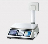 Весы системные с принтером CAS CT (100 PLUS-15P)
