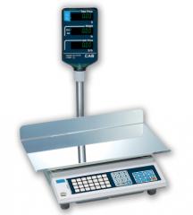 Весы Торговые CAS AP-EX30
