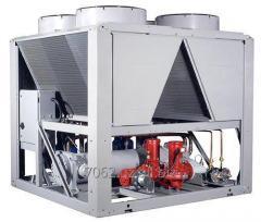 Чиллеры и вентиляционное оборудование