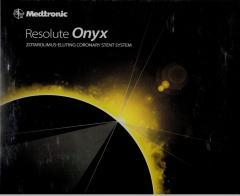 Коронарный стент Resolute Onyx с лекарственным