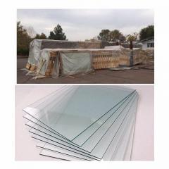 Листовое стекло 2000х1605 3,5 мм