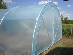 Пленки для теплиц шириной до 16 метров
