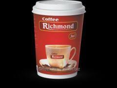Coffee Richmond 3в1 в Бумажном Стаканчике по 20 гр на 200 мл