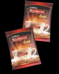 Coffee Richmond Gold   2гр пакет  Сумбилированний