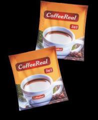 Coffee Real   3в1 по 20 гр  в пакете