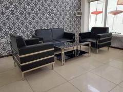 Диван кресло-4, Журнальный стол н-06