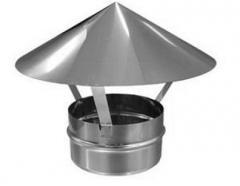 Зонт вытяжной круглый
