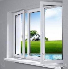 Пластиковые и алюминиевые окна двери витражи