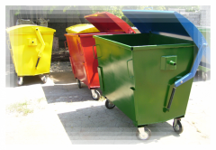 Контейнеры для мусора ТБО