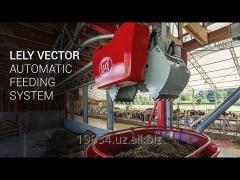 Автоматическая система кормления Lely Vector