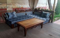 Furniture of handwork look 3