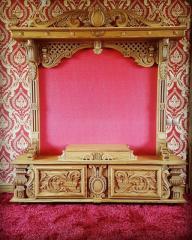Furniture of handwork look 6