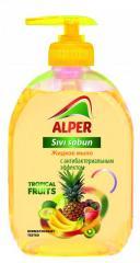 """Жидкое мыло """"Alper Tropical fruits"""" 500 мл"""