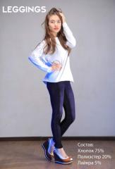 Pantimedias, leggings