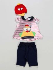 Детский костюм тройка для девочек