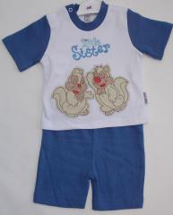 Детский костюм двойка