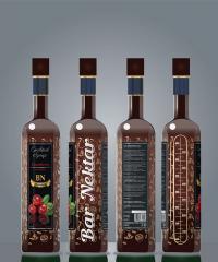 Декор для безалкогольных напитков Арт. 6