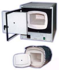 Лабораторная электропечь SNOL 8.2/1100