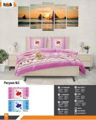 Комплект постельного белья рисунок 3