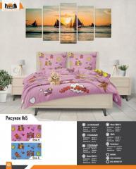 Комплект постельного белья рисунок 5