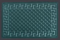 Грязезащитный ворсовый ковер узорчатый (Таджмахал)