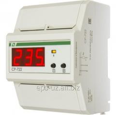 Реле контроля напряжения CP-722 1-фазное 75A