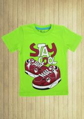 Детская футболка Модель: B-06