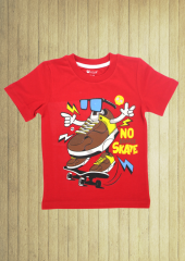 Детская футболка Модель: B-11