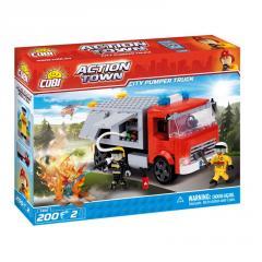 Конструктор COBI 1468 Пожарный автомобиль
