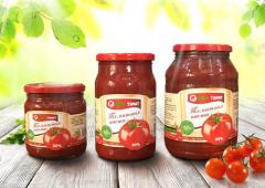 Томатная паста Ideal Tomat