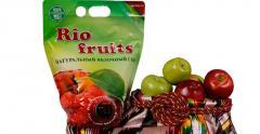 Натуральный яблочный сок Rio Fruits