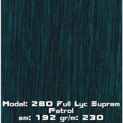 Model: 280 Full Lyc Suprem Petrol