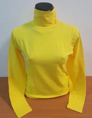 Водолазка женская длинный рукав