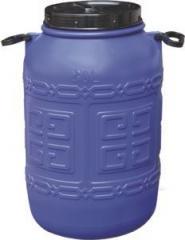 Бочка пластиковая 80 литров