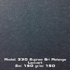 Model: 330 Suprem Gri Melange Lacivert