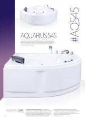 Ванна AQUARIUS S45