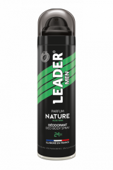Дезодорант LEADER MEN PARFUM NATURE